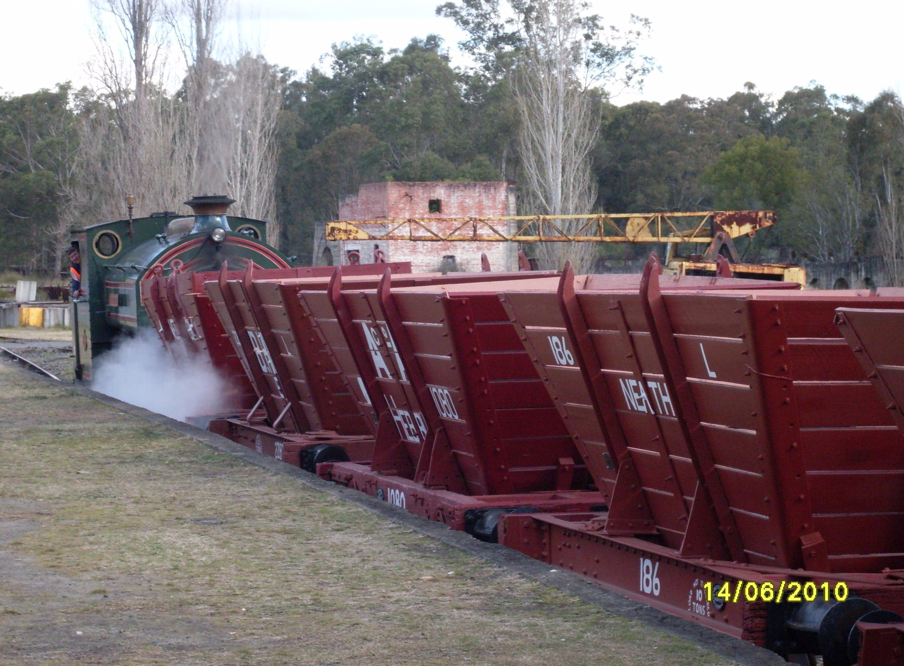 Richmond Vale Railway Museum - QLD Tourism