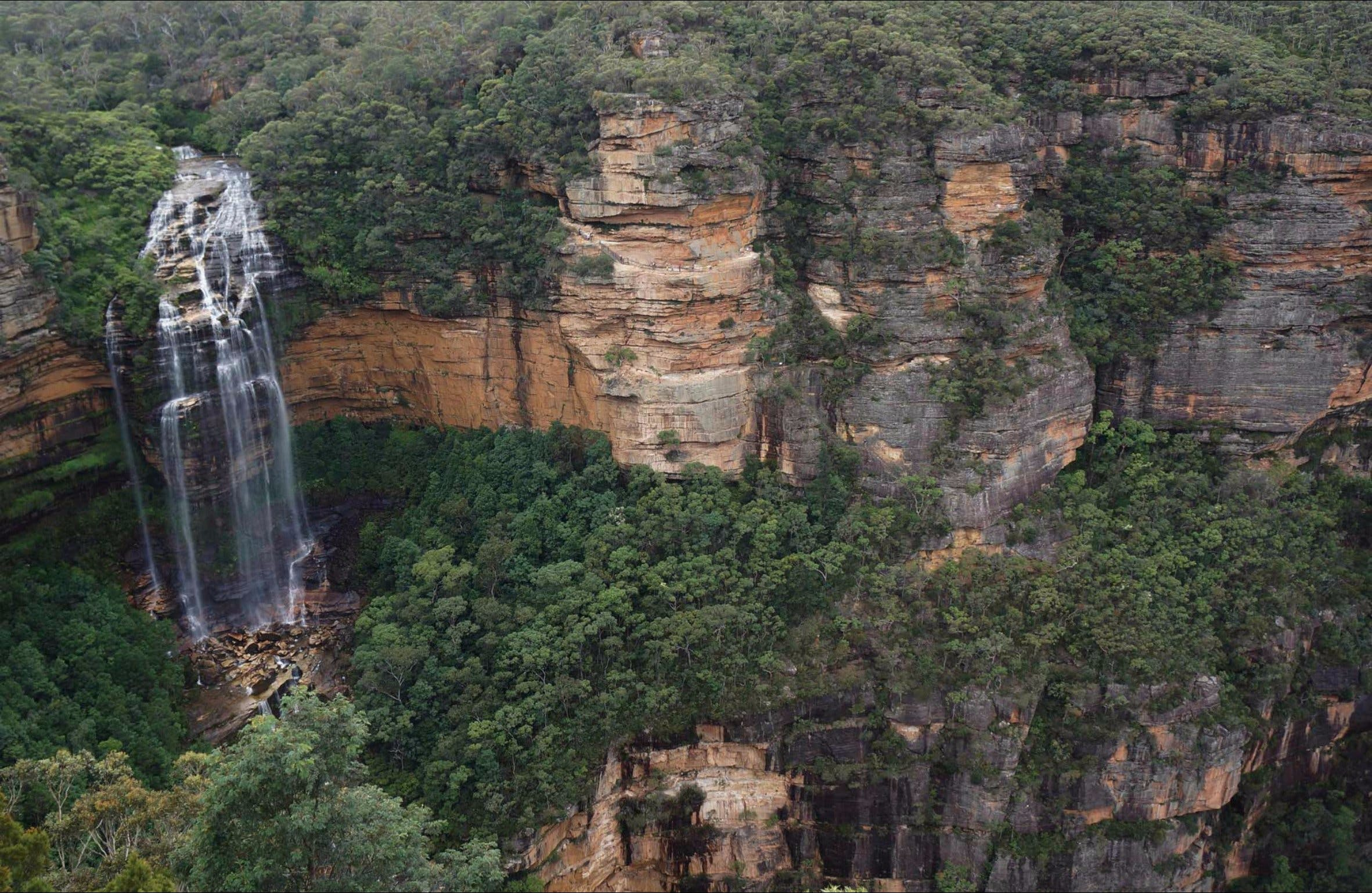 Wentworth Falls Lookout - QLD Tourism