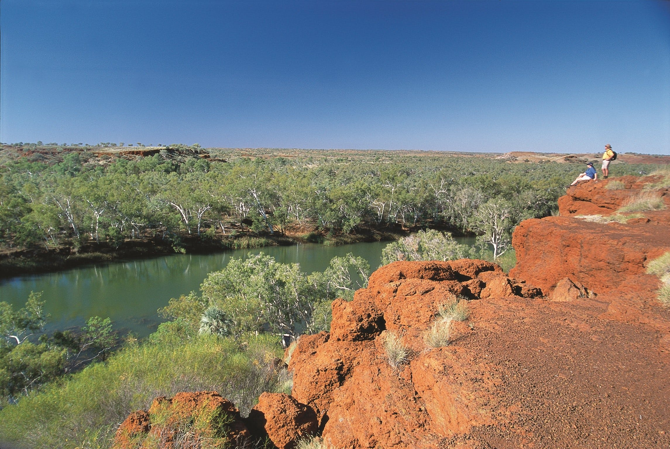 Fortescue River - QLD Tourism