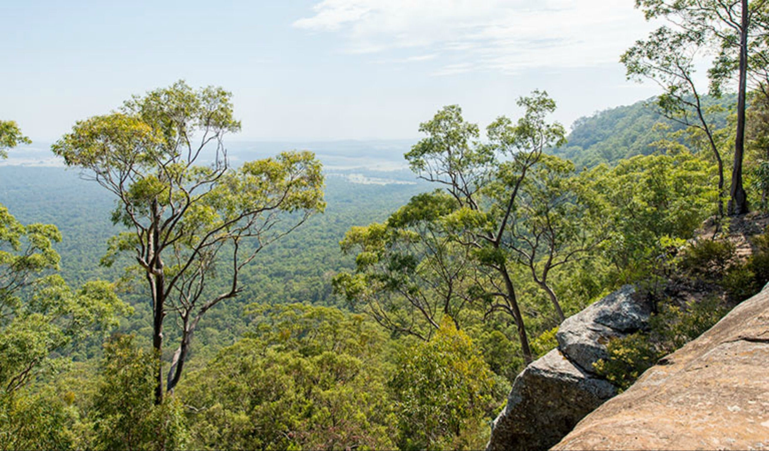 The Narrow Place lookout - QLD Tourism