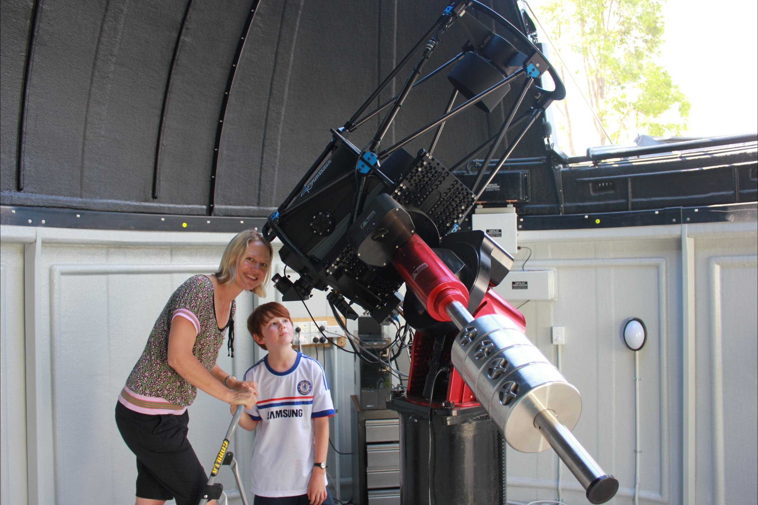 Dubbo Observatory - QLD Tourism