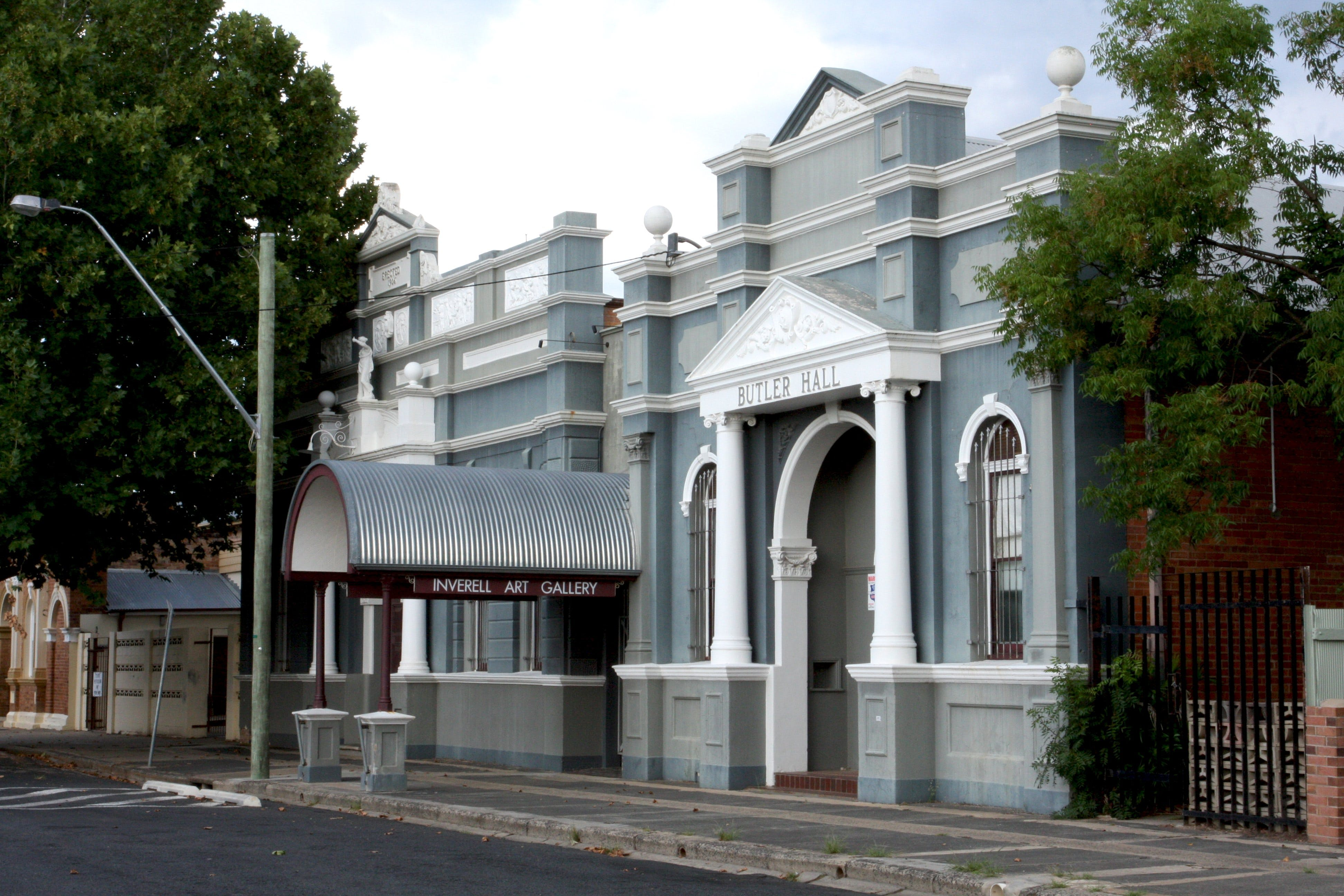 Inverell Art  Gallery - QLD Tourism
