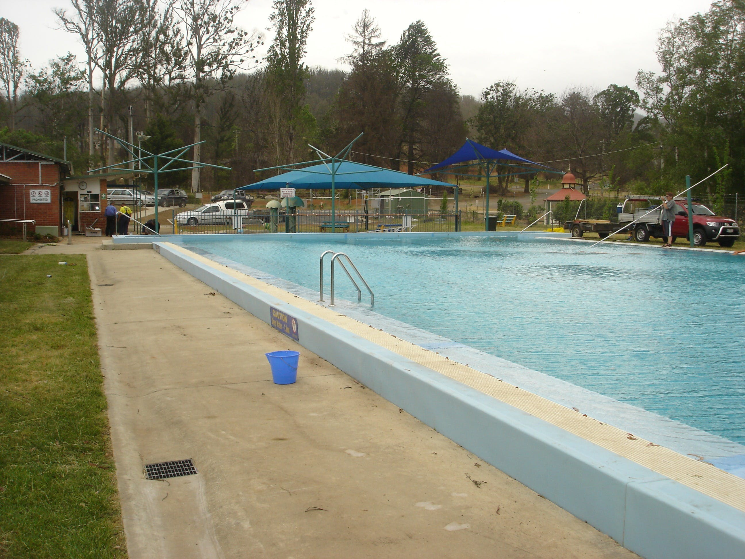 Marysville Outdoor Swimming Pool - QLD Tourism