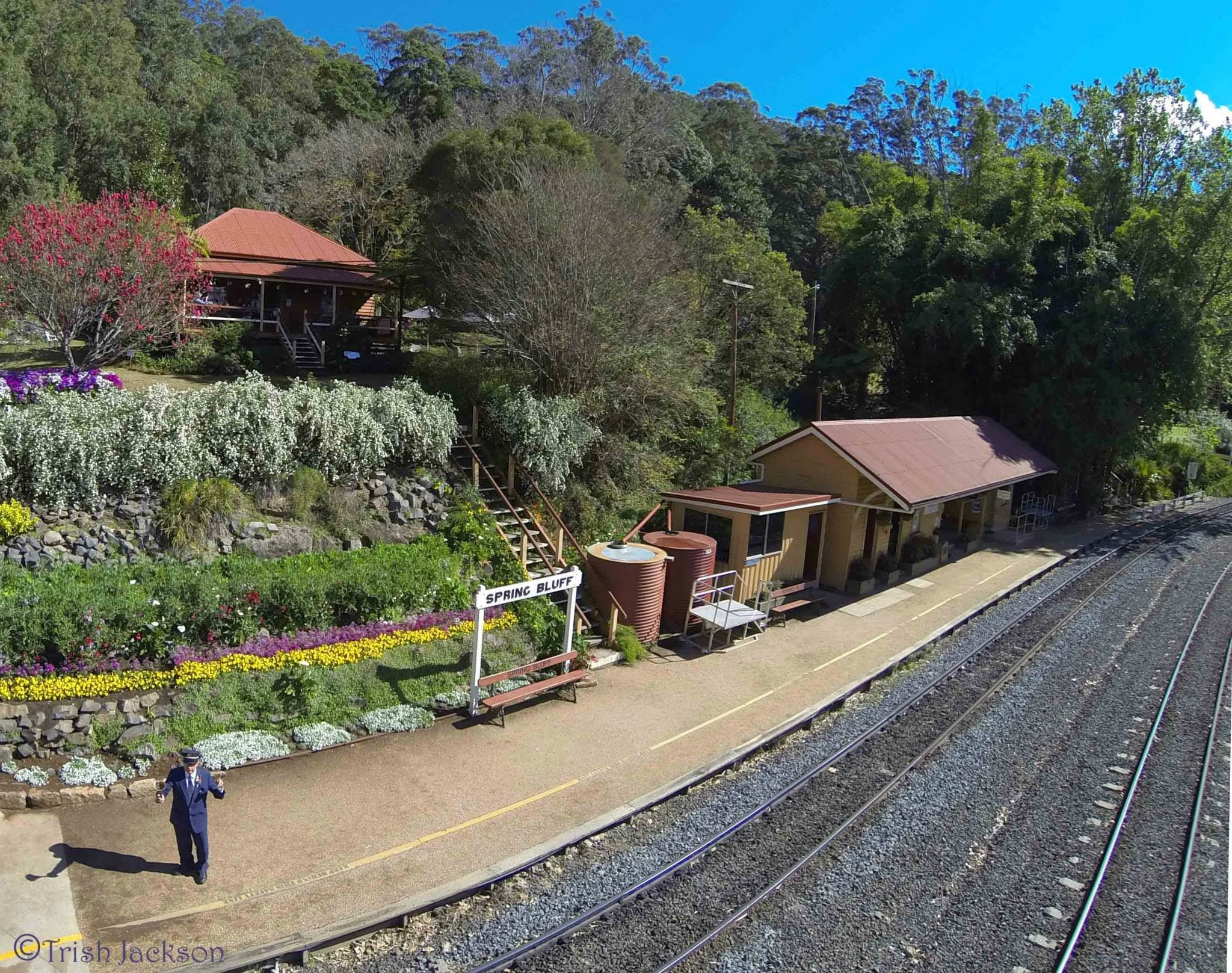 Spring Bluff Railway Station - QLD Tourism