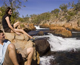 Crystal Falls - QLD Tourism