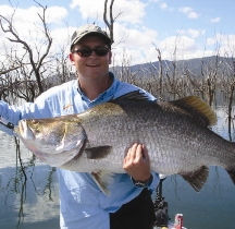 Peter Faust Dam - QLD Tourism