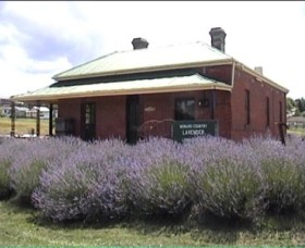 Lavender House in Railway Park - QLD Tourism