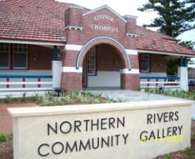 Northern Rivers Community Gallery - QLD Tourism