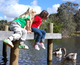 Vasse River and Rotary Park - QLD Tourism