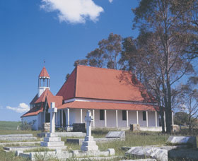 St Werburgh's Chapel - QLD Tourism