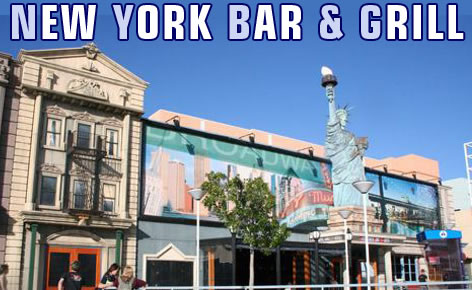 New York Bar  Grill - QLD Tourism