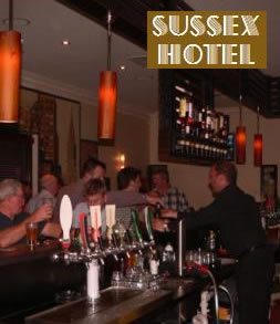 Sussex Hotel - QLD Tourism