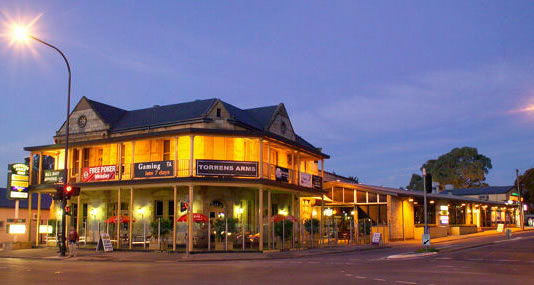 Torrens Arms Hotel - QLD Tourism