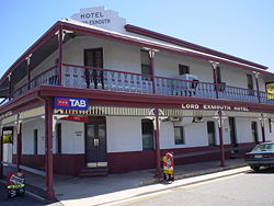 Lord Exmouth Hotel - QLD Tourism