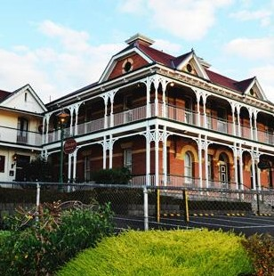 Old England Hotel - QLD Tourism