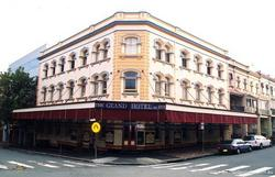 The Grand Hotel Newcastle - QLD Tourism