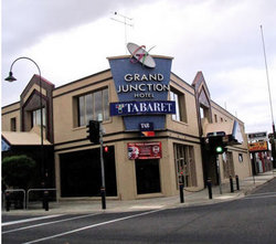 Grand Junction Hotel - QLD Tourism