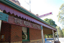 Railway Hotel - QLD Tourism