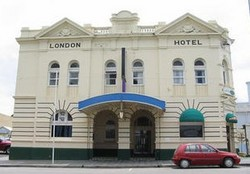 The London Hotel - QLD Tourism