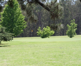 Inverell Golf Club - QLD Tourism