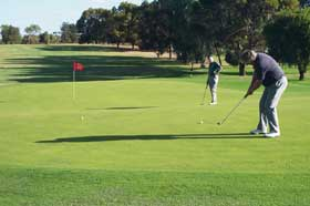 Waikerie Golf Club - QLD Tourism