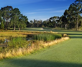 Commonwealth Golf Club - QLD Tourism