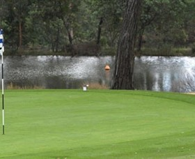 Hepburn Springs Golf Club - QLD Tourism