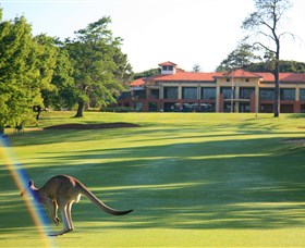 Royal Canberra Golf Club - QLD Tourism