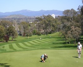 Fairbairn Golf Club - QLD Tourism