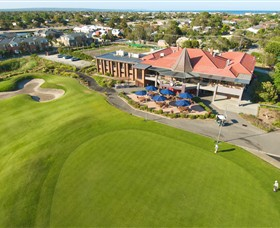 Patterson River Golf Club - QLD Tourism