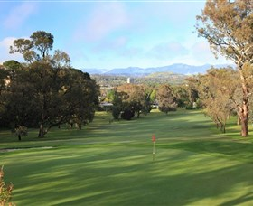Federal Golf Club - QLD Tourism