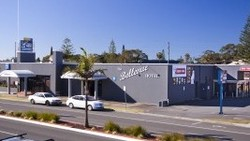Bellevue Hotel Tuncurry - QLD Tourism
