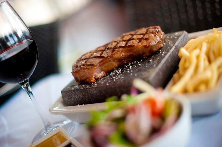 Black Angus Bar  Grill Restaurant - QLD Tourism