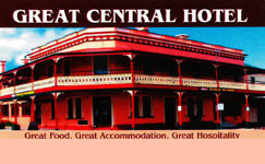 Great Central Hotel - QLD Tourism