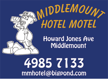 Middlemount Hotel Motel Accommodation - QLD Tourism