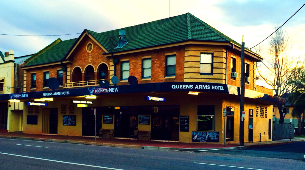 Queens Arms Hotel - QLD Tourism