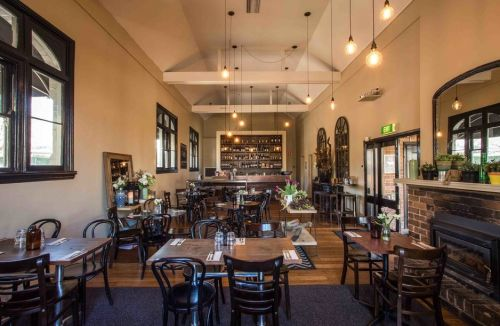 Union Bank Wine Bar - QLD Tourism