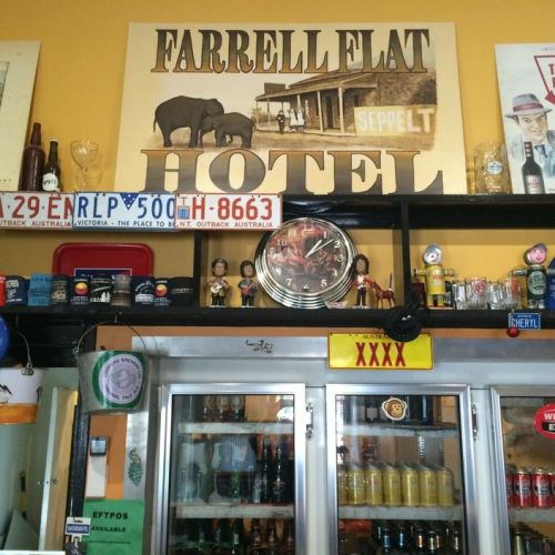 Farrell Flat Hotel South Australia - QLD Tourism