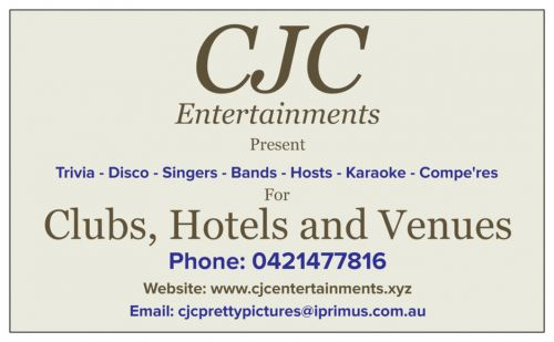 CJC Entertainments - QLD Tourism
