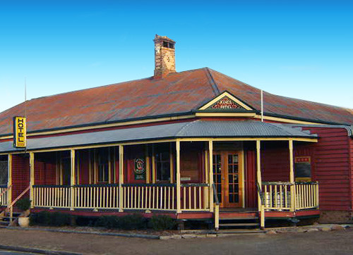 Maidenwell Hotel - QLD Tourism