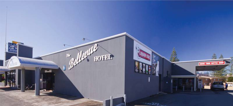 Bellevue Hotel - QLD Tourism