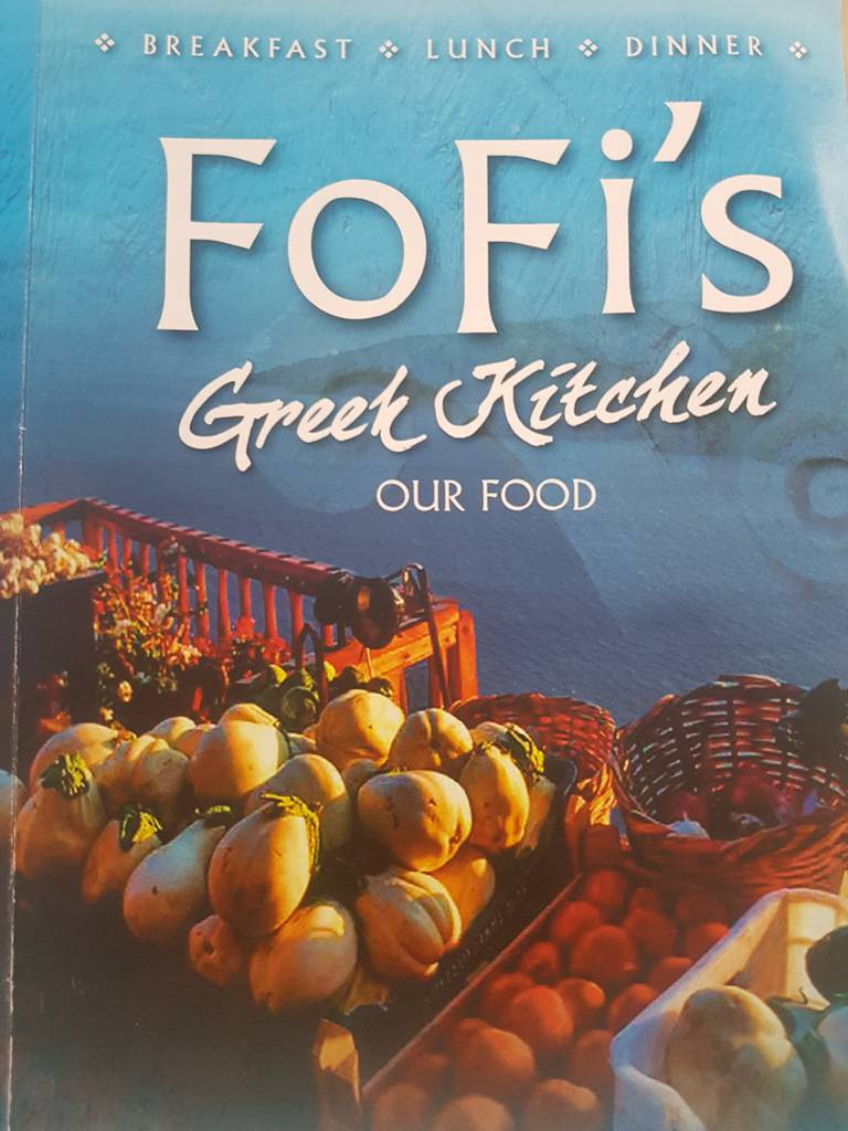Fofi's Greek Kitchen - QLD Tourism