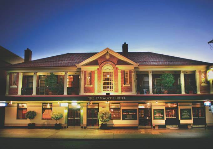 Tamworth Hotel - QLD Tourism