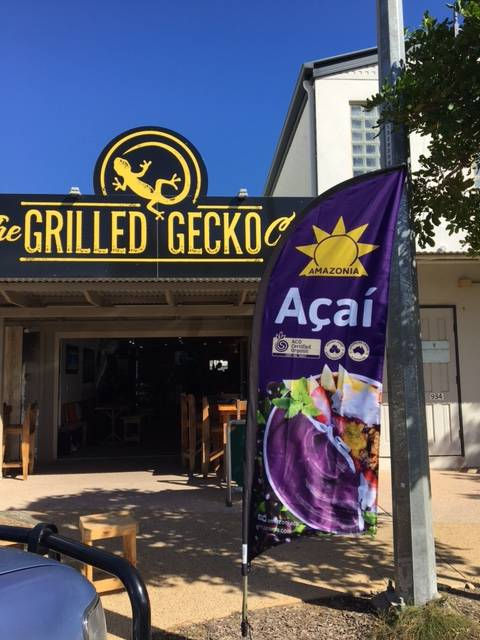 The Grilled Gecko Cafe - QLD Tourism