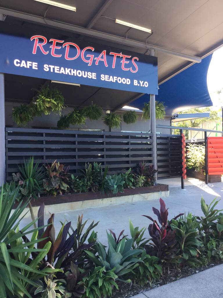 Redgates Caf Steakhouse Seafood - QLD Tourism