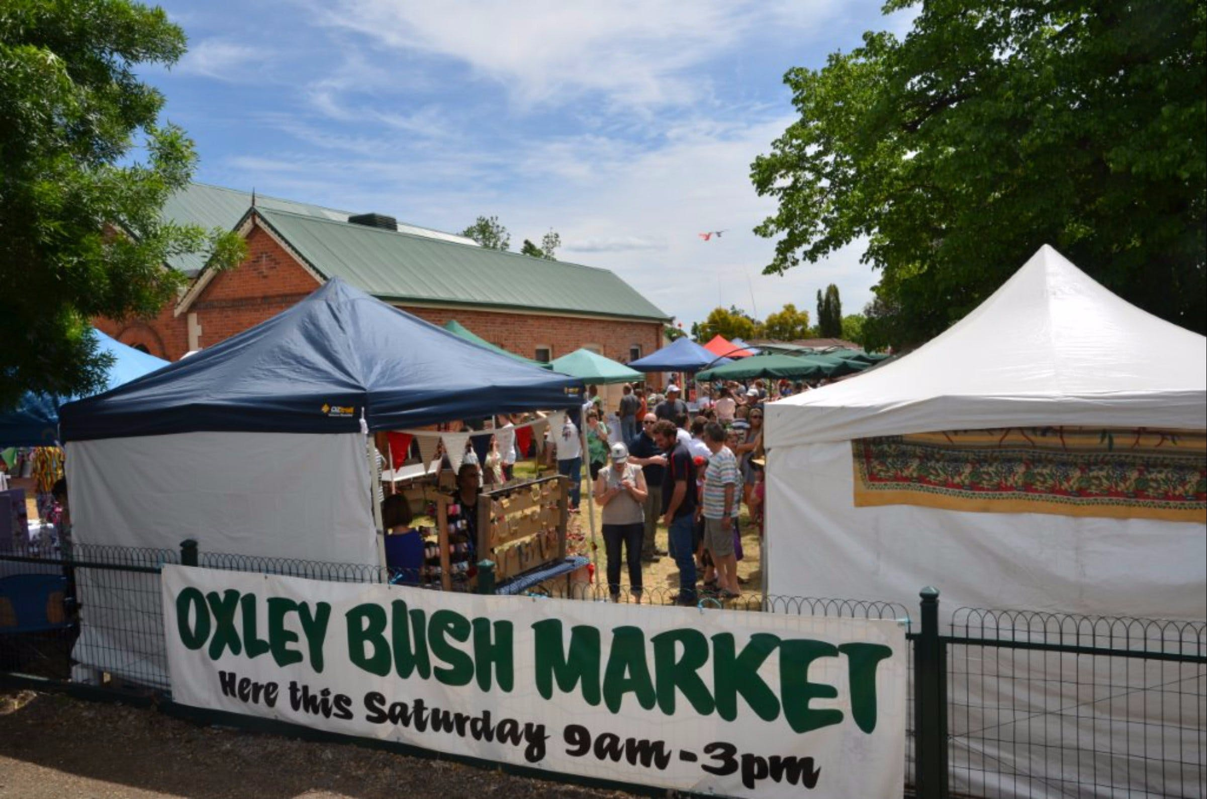 41st Annual Oxley Bush Market - QLD Tourism