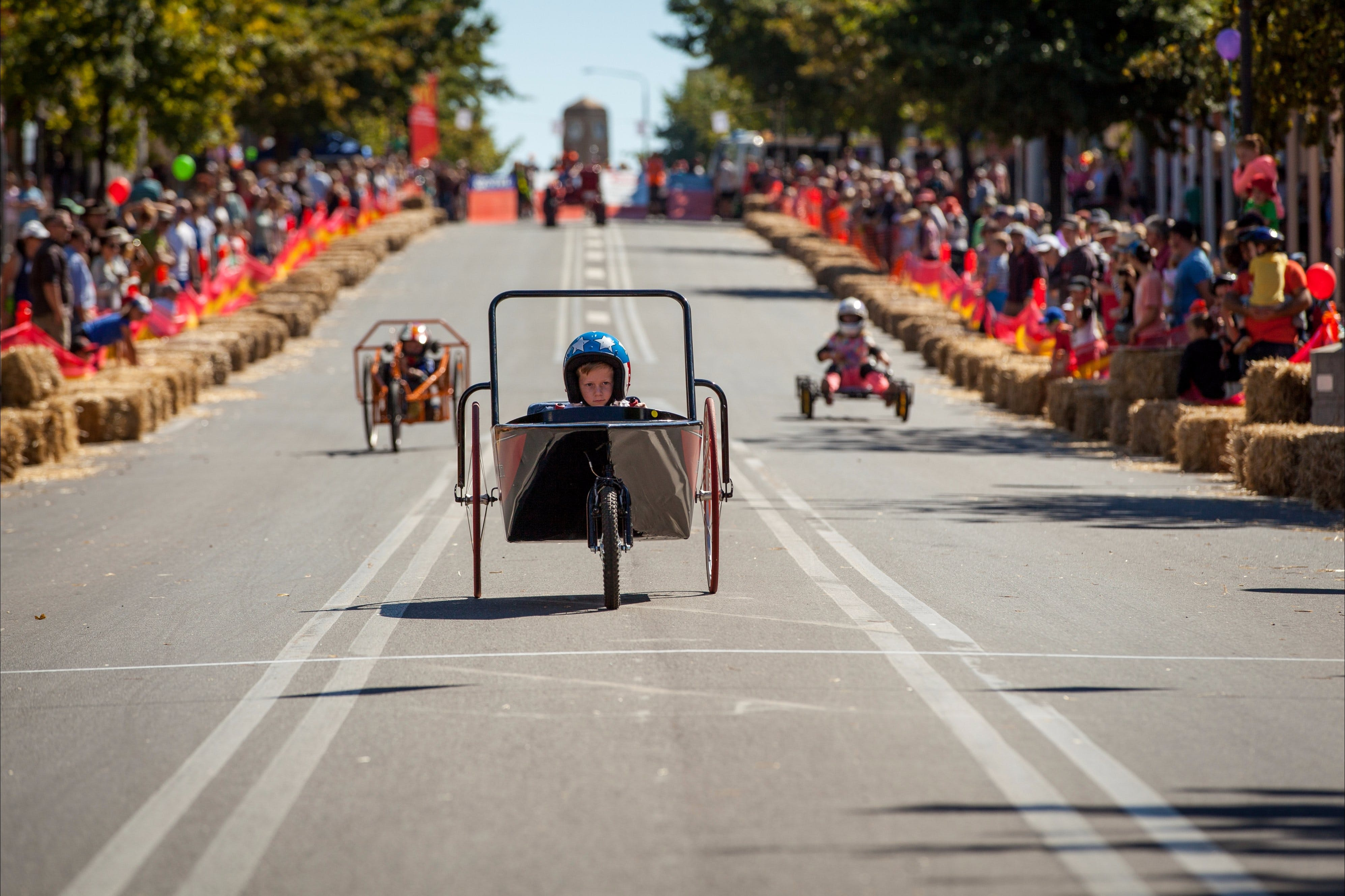 Australian Billy Cart Championships - QLD Tourism