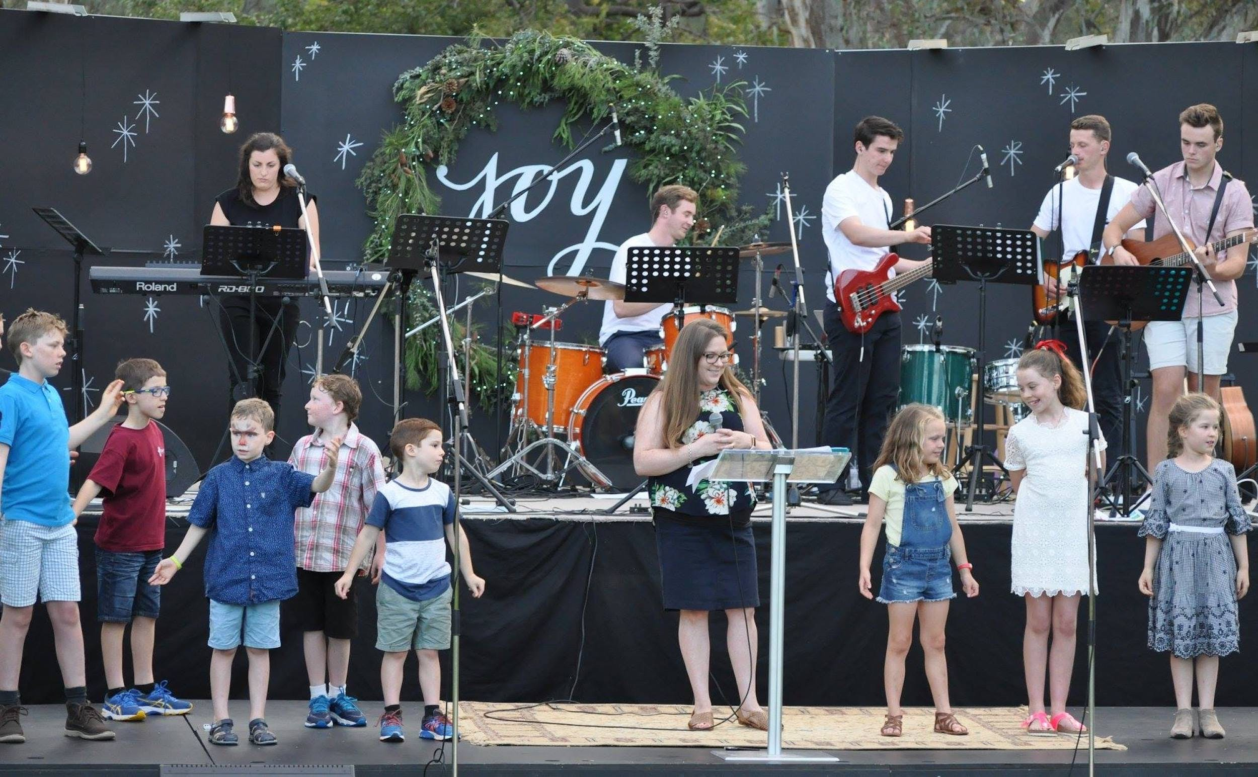 Carols in the Park Corowa - QLD Tourism