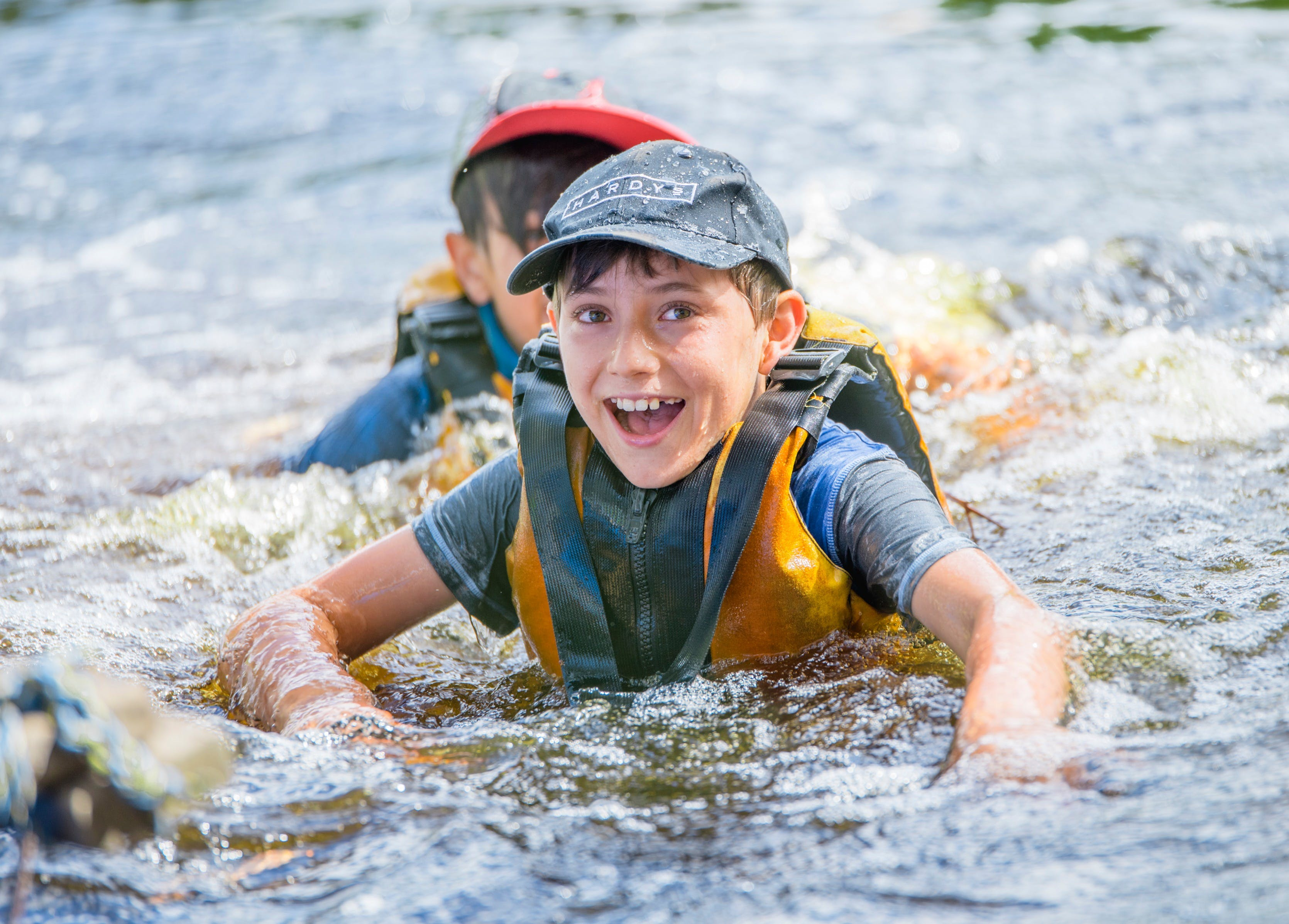 Cave Hill Creek Summer Camp - QLD Tourism