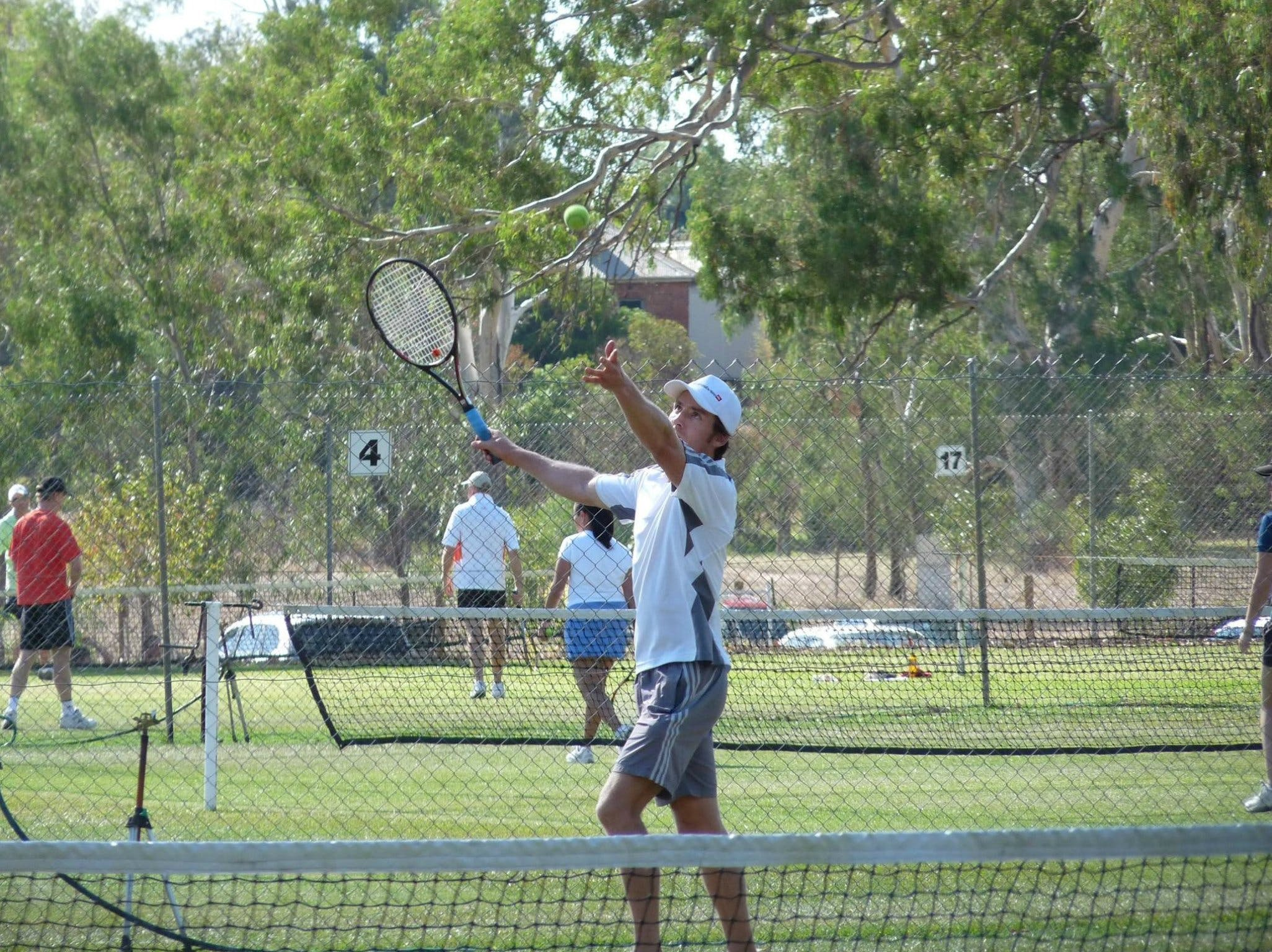 Corowa Easter Lawn Tennis Tournament - QLD Tourism